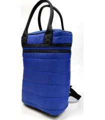 mochila azul seki masami matera