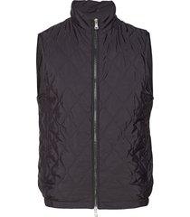liner waistcoat vest zwart oscar jacobson