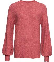 maglione con colletto alto (fucsia) - bodyflirt