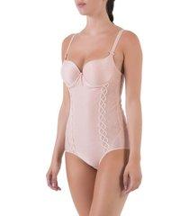 body's selmark carelia pink preformed comfort body