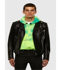 chaqueta l garrett jacket negro diesel