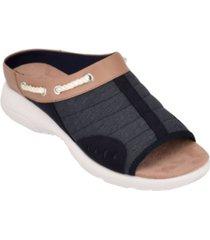 easy spirit tierra2 flat casual sandals women's shoes