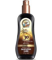 protetor solar australian gold corporal spray gel fps 30 237ml