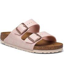 arizona shoes summer shoes flat sandals rosa birkenstock