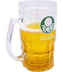 caneca cerveja 600ml - palmeiras