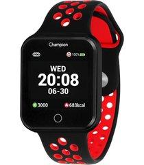 relogio champion smart watch - ch50006v