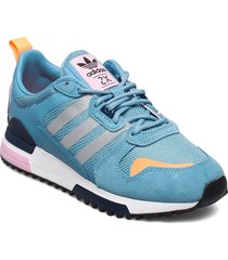 zx 700 hd w låga sneakers blå adidas originals