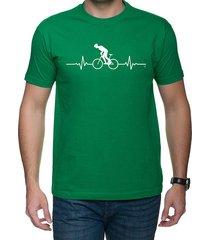koszulka t-shirt ekg biker