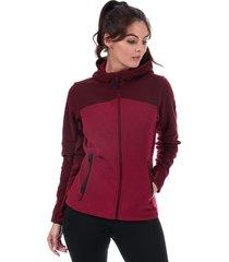womens vanir fleece jacket