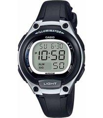 reloj marca casio unisex ref. lw-203-1a