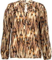 blouse met print allani  multi