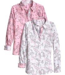 set van 2 blouses paola rozenhout