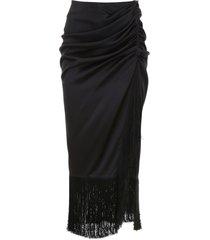 magda butrym alba skirt