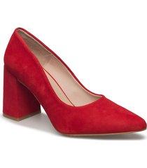 jane s shoes heels pumps classic röd shoe the bear