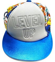 gorra azul footy funny store