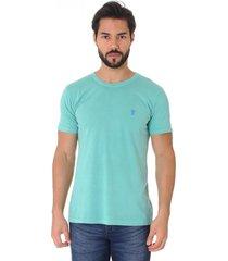 camiseta opera rock t-shirt verde menta stone - kanui