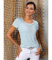 shirt amy vermont mint