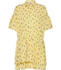 crinkle print pop darlene dresses shirt dresses gul mads nørgaard