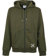 kenzo sport full zip hoodie