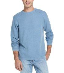 weatherproof vintage men's stonewashed sweater