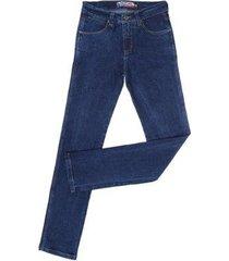 calça jeans tradicional rodeo west masculina