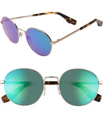women's the marc jacobs 53mm round sunglasses -