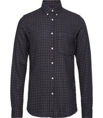 falk 5068 overhemd business zwart nn07