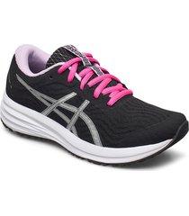 patriot 12 shoes sport shoes running shoes svart asics