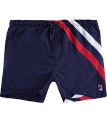 fila vintage danai swim shorts   peacoat   lm118984-410