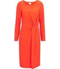 klänning visealo l/s knot dress