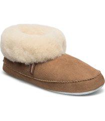 emmy slippers tofflor beige shepherd