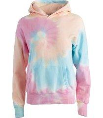 sherbert tie dye hoodie