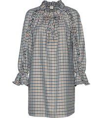 alwine jurk knielengte multi/patroon baum und pferdgarten