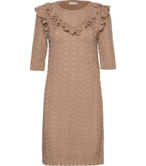 fairy fantasy dress jurk knielengte beige odd molly