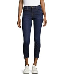 835 mid-rise crop jeans