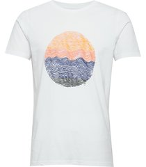 alder wave tee - gots/vegan t-shirts short-sleeved vit knowledge cotton apparel