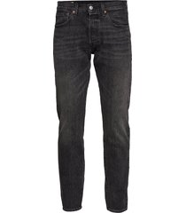 501 slim taper just grey jeans zwart levi´s men