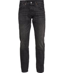 501 slim taper just grey slim jeans zwart levi´s men
