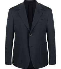 lanvin single-breasted suit jacket