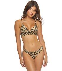 pilyq kylie jungle bikini