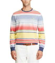 polo ralph lauren men's classic fit mesh t-shirt