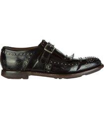 scarpe classiche uomo in pelle monkstrap shanghai
