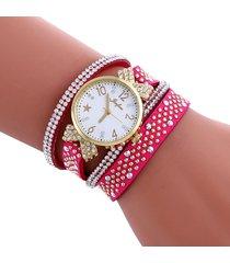 reloj rosa sasmon re-16201