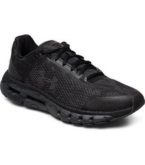 ua hovr infinite camo shoes sport shoes running shoes svart under armour