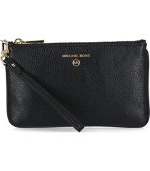michael kors adele leather wallet