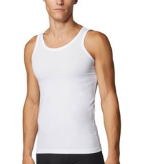 boss cotton stretch slim fit sleeveless shirt