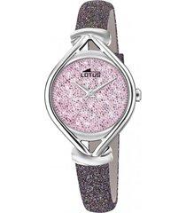 reloj bliss multicolor lotus