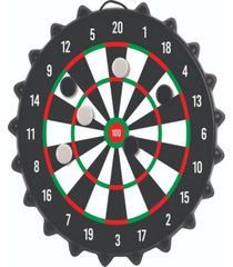 studio mercantile game magnetic bottle cap dartboard