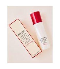 amaro feminino shiseido espuma de limpeza e demaquilante complete cleansing microfoam, neutra