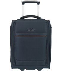 "ricardo sausalito 16"" 2-wheel compact carry-on"